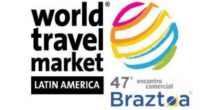 Abertas as inscrições para a WTM Latin America 2017 & 47º Encontro Comercial Braztoa
