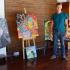 "La Torre Resort sedia exposição de ""Collage Art"""